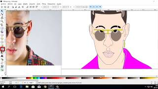 Como dibujar a Bad Bunny animado