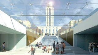 Les dessous des travaux du nouveau tunnel de l'UdeM