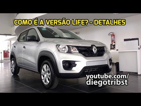 Como é a versão mais barata do Renault Kwid? - Detalhes