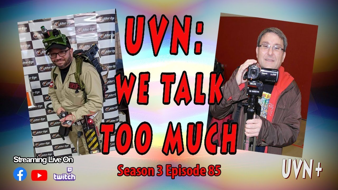 UVN: We Talk Too Much Season 3 Episode 85