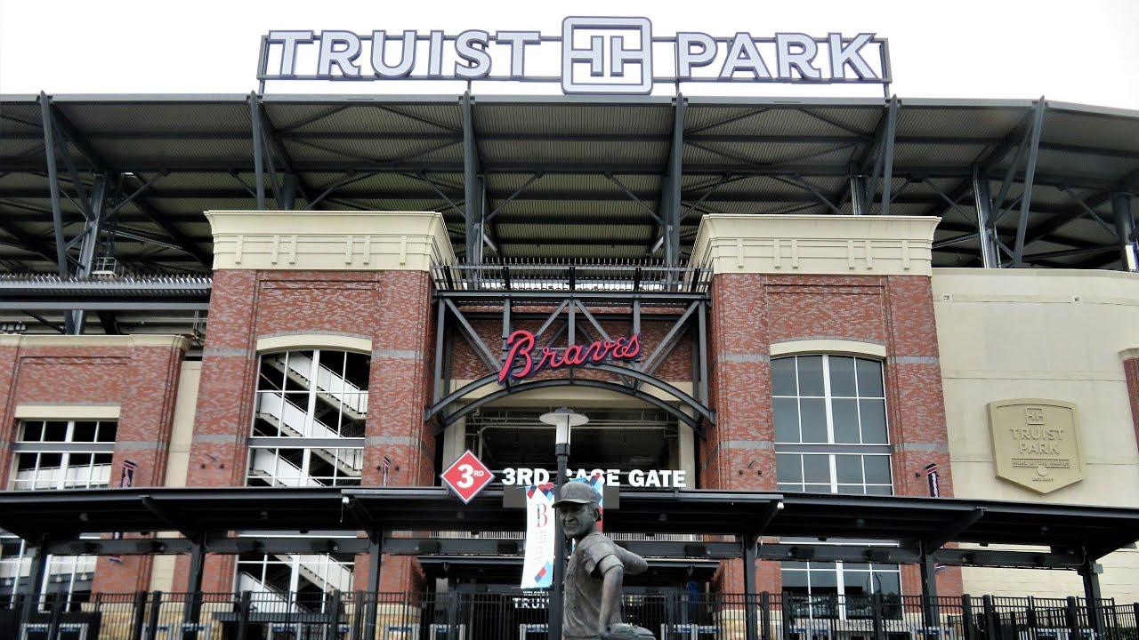 Truist Park Top 10 Longest Home runs of the Statcast Era