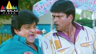 Mr.Pellikoduku Movie Ravi Babu Sunil & Ali Fight Scene | Sunil, Isha Chawla | Sri Balaji Video
