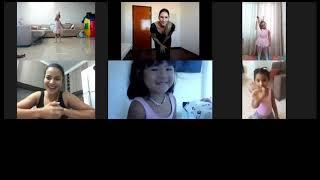 zoom - 1ª aula BABY CLASS 23/03/2020
