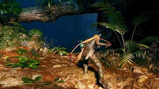 Shadow of the Tomb Raider Early Gameplay