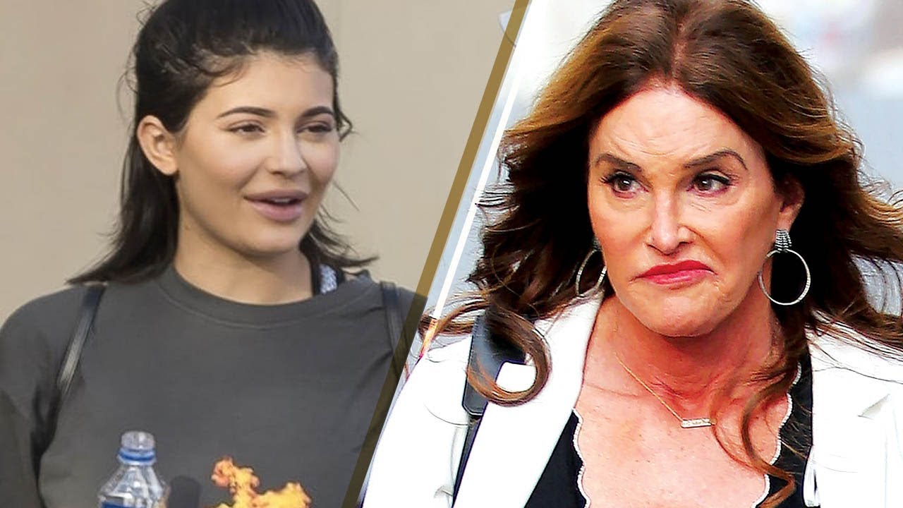 Caitlyn Jenner Is Pissed About Kylie S Pregnancy Youtube