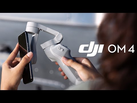 DJI - Introducing DJI OM 4