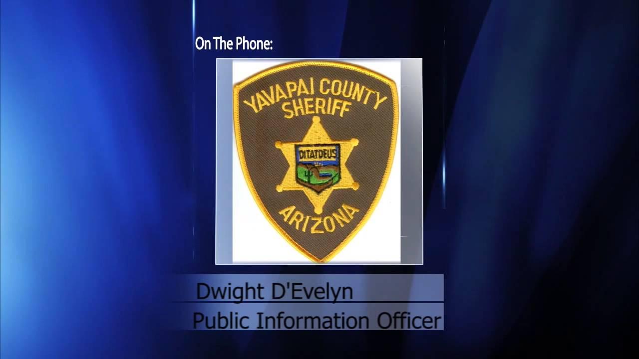 Man Shot and Killed by Yavapai County Sheriff's Deputies