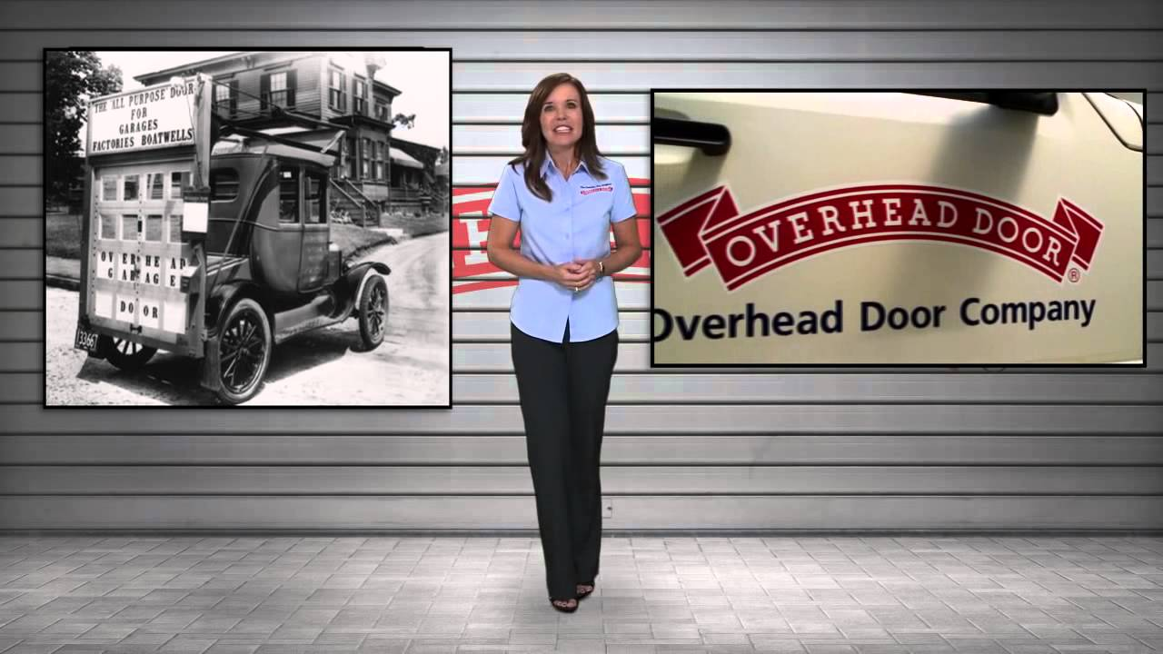 Overhead Door Company Of Southern California   GARAGE DOOR SELECTION 101