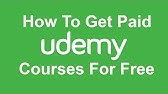 udemy paid courses bypasser - downloader