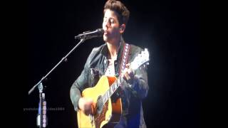 Jonas Brothers - Before The Storm, What Did I Do To Your Heart Medley (Bristow, VA 7-29-13)