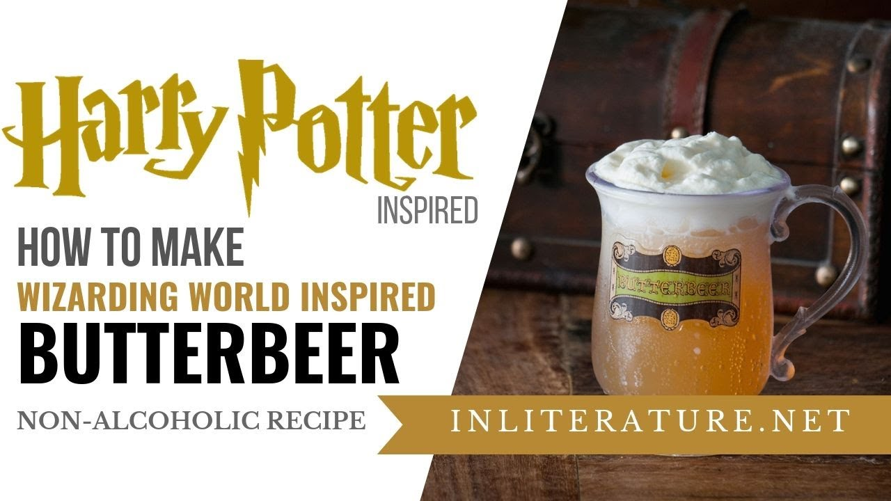 How Make Butterbeer Cake