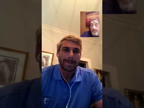 Joe Blackburn interviews John McAfee on CCT LIVE