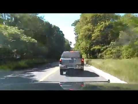 High speed Highland Township police chase, crash