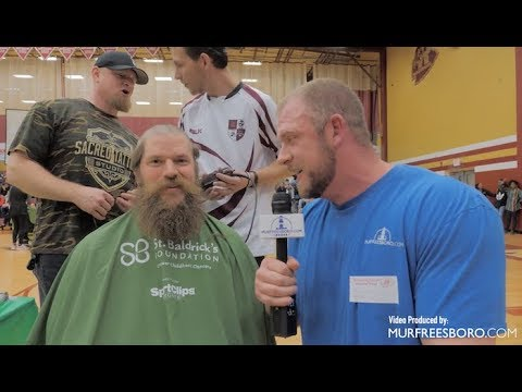 Brave the Shave at Riverdale High School