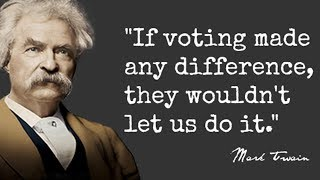In Defense Of Not Voting (Response to Progressive Voice)