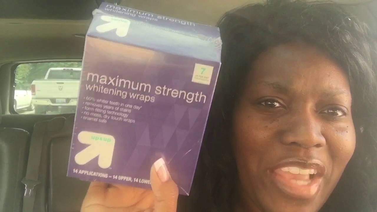 Run Deal Target Cheap Whitening Strips Youtube