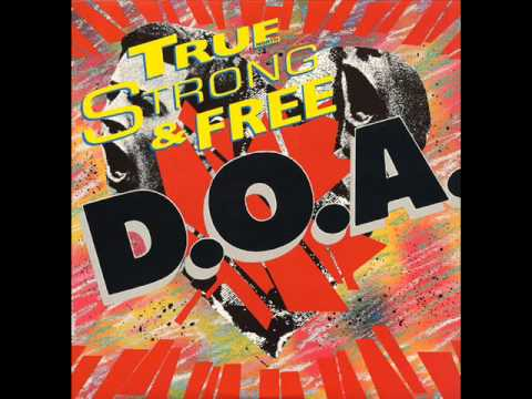 D.O.A.-To Hell An' Back