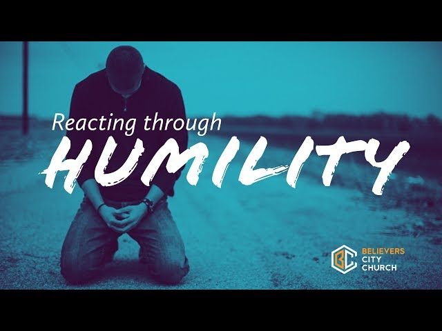 Healing through Humility | Pastor Chris Faggins | Believers City Church