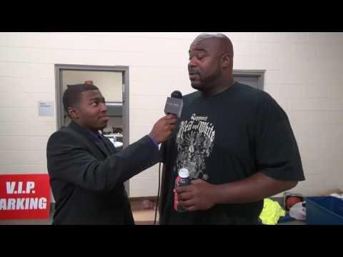 ( Albert Haynesworth Interview): Former NFL Defensive Tackle