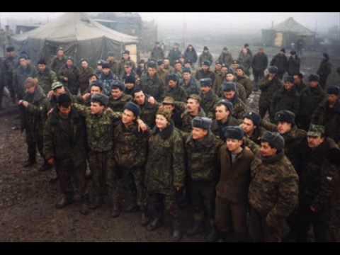 Клип Черные Береты Каспия - Позади Чечня