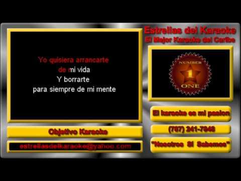 Karaoke Ajena - Zafra Negra - Full Version - GRATIS!!!!