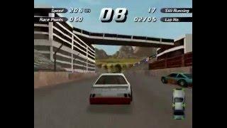 Destruction Derby 2 - Wrecking Racing - Chalk Canyon