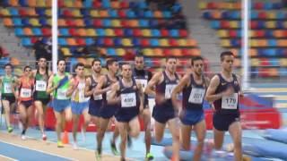 Récord de España juvenil de 3000 metros de Aaron Las Heras YouTube Videos