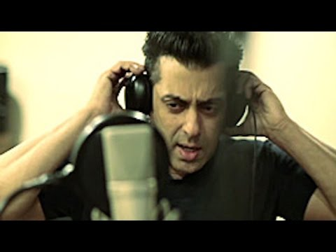 Salman Khan Sings Jag Ghumiya SONG In Sultan