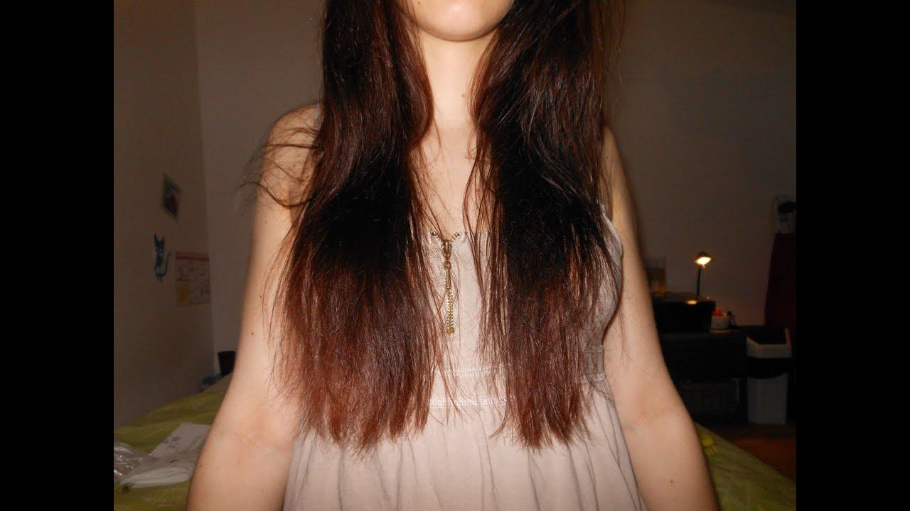 Conseil beau cheveux long