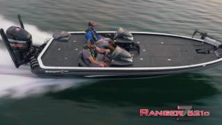 2017 Ranger Z521c Comanche On Water Footage