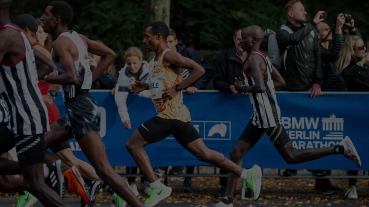 Kenenisa Bekele Wins 2019 BMW Berlin Marathon