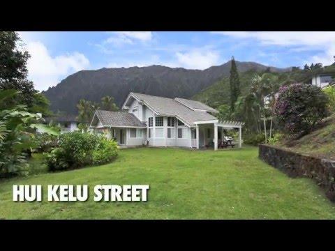 Hui Kelu Street - Kaneohe, Hawaii
