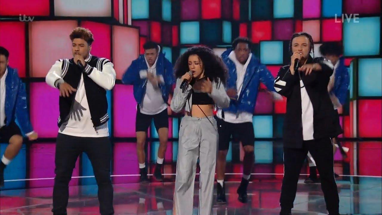Download The X Factor UK 2017 The Cutkelvins Live Semi-Finals Night 2 Full Clip S14E26