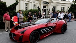 The History Behind The World's Fastest Cars