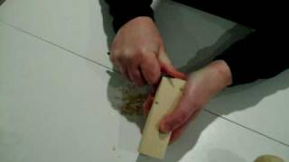 Woodcarving: The Basics Part 2