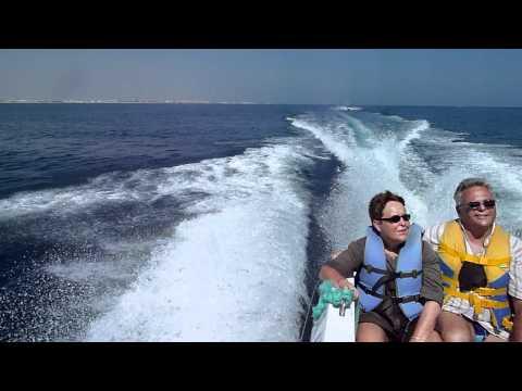 Tunisia, Djerba - boat trip