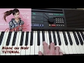 ITA Bouchra Blanc Ou Noir TUTORIAL PIANO mp3
