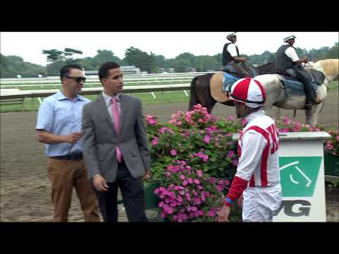 video thumbnail for MONMOUTH PARK 8-18-19 RACE 10 – THE JERSEY DERBY