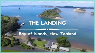 Celestielle #388  The Landing, Bay of Islands, New Zealand