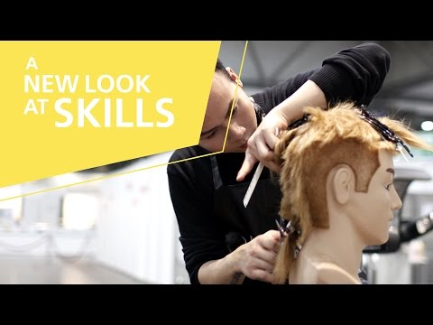 A New Look At Skills, 2015: 29 – Hairdressing
