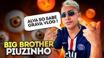 BIG BROTHER PIUZINHO - MCHARLES ODEIA O VLOG DO ALVA! - VAMOS SER EXPULSO DA CASA - 2º EPISÓDIO