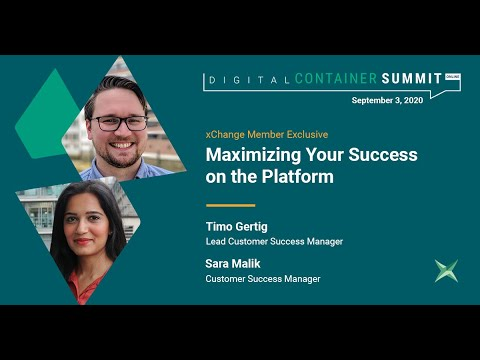 DCS Keynote   xChange Member Exclusive: Maximizing your Success on the Platform