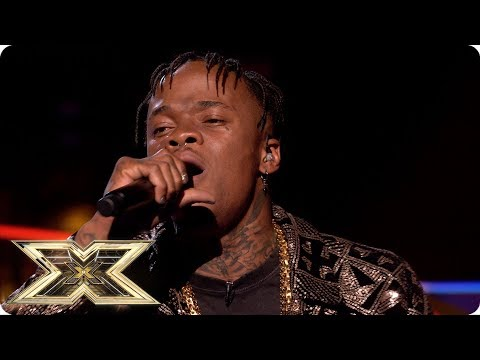 Armstrong Martins sings True Colours | Live Shows Week 1 | The X Factor UK 2018