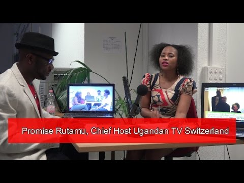 UGANDAN TV SWISS. Ugandans In Switzerland Are Getting Together On 15 April, 2017