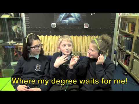 Churnet View Middle School - A Day in the Life (Karaoke Version)