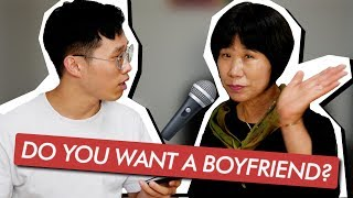 I Interviewed My Korean Mom