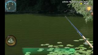 World of Fishers - Світ рибалок - рибалка на андроїд #6 - інвентар на 5 кілограмів [GaffDragonTV]