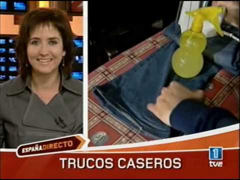 España Directo Trucos Caseros Youtube