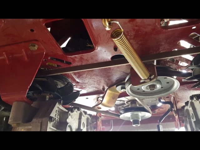 Dixie Chopper - Craftsman Z6000 zero turn drive belt
