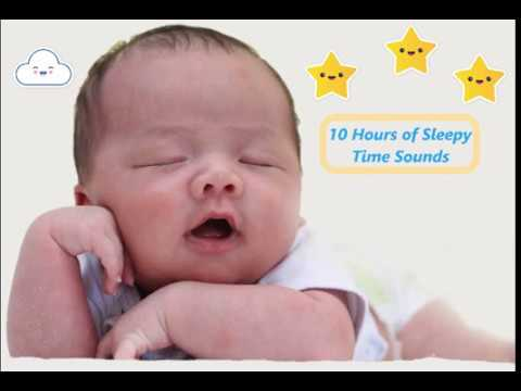 BABY SLEEP WHITE NOISE | Womb Sounds to Soothe Crying Baby ...